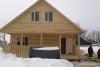 Дом по проекту ЕВ-18 (Без балкона)