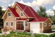 красивые дома на даче