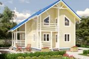 Красивый загородный дом 115м2