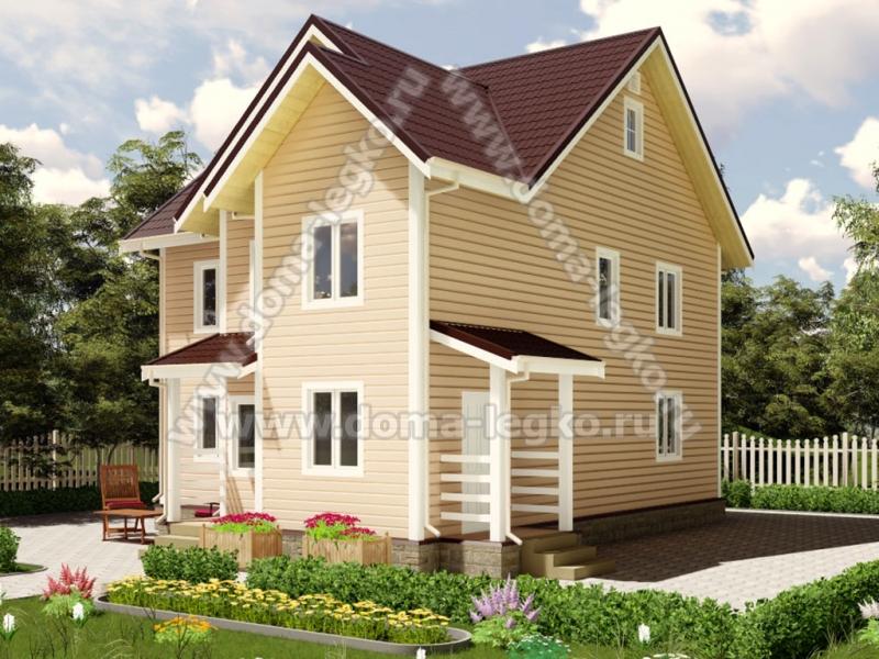 Дом 160м2